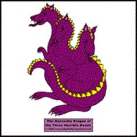 DRAGONS ON KIDS T-SHIRTS & GIFTS