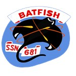 Batfish 681 Patch