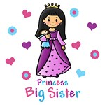 Princess Big Sister (Black Hair)