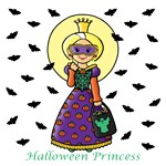 Halloween Princess (Blonde Hair)