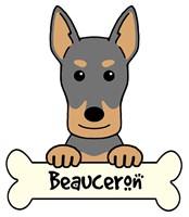 Personalized Beauceron