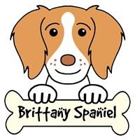 Personalized Brittany Spaniel