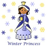 Winter Princess (Dark Skin)