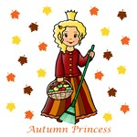 Autumn Princess (Blonde Hair)