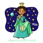 Aquarius Princess (Dark Skin)