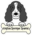 Personalized English Springer Spaniel