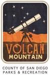 Volcan Mountain Wilderness Preserve