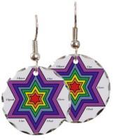 Jewelry - Chakra Balancing Star of David