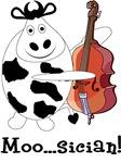 Cow Musician