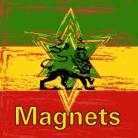 Rasta Magnets