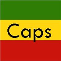 Rasta Caps