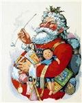 Santa Clocks