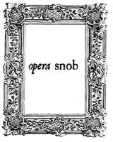Opera Snob