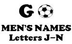 Soccer (Go Men Letter J-N)