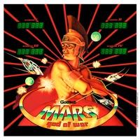 Gottlieb® Mars God Of War