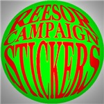 Reesor Campaign Stickers