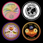 Endangered Species Buttons 4