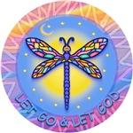 Let Go Let God - Dragonfly Circle