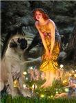 MIDSUMMER'S EVE<br>& Bull Mastiff