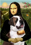 MONA LISA<br>& Saint Bernard