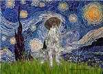 STARRY NIGHT<br>German Short Haired Pointer