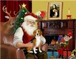 SANTA AT HOME<br>& Beagle