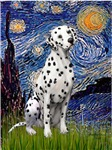 STARRY NIGHT<br>&Dalmatian #1