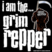 I Am The GRIM REPPER