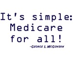 It's Simple, Medicare for All