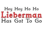 Lieberman Has Got to Go