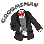 Tux for Groomsmen T-shirts & Gifts