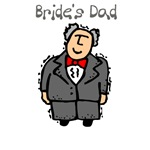 Father of Bride T-shirts & Gifts