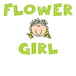 Daisy Flower Girl Tees, Shirts, Gifts
