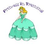 Princess in Training T-shirts, Sweatshirts and Gif