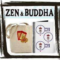 Zen t-shirts, Feng Shui Gifts