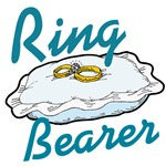 Ring Bearer Bags, Buttons, Posters, Clothes