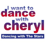I want to Dance with Cheryl Merchandise