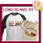 Long Island T-shirts & Gifts
