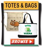Vegan Totes and Bags