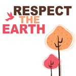 Respect the Earth T shirts and Gift Items