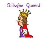 Collagen Queen T-shirts & Gifts