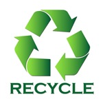 Recycle Symbol T-shirts and Clothes
