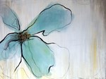 Blu flower