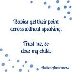 Non-Verbal Kids Get Their Point Across! - Blue