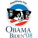 Papillions for Obama