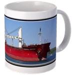 Ocean Freighters mugs