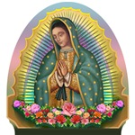 Guadalupe Yellow Aura