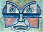 Folk Art Mask