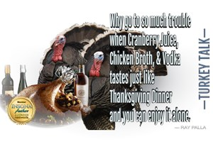Thanksgiving Turkey Talk