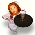 As God Is My Waitress